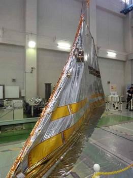 IKAROSの帆.JPG